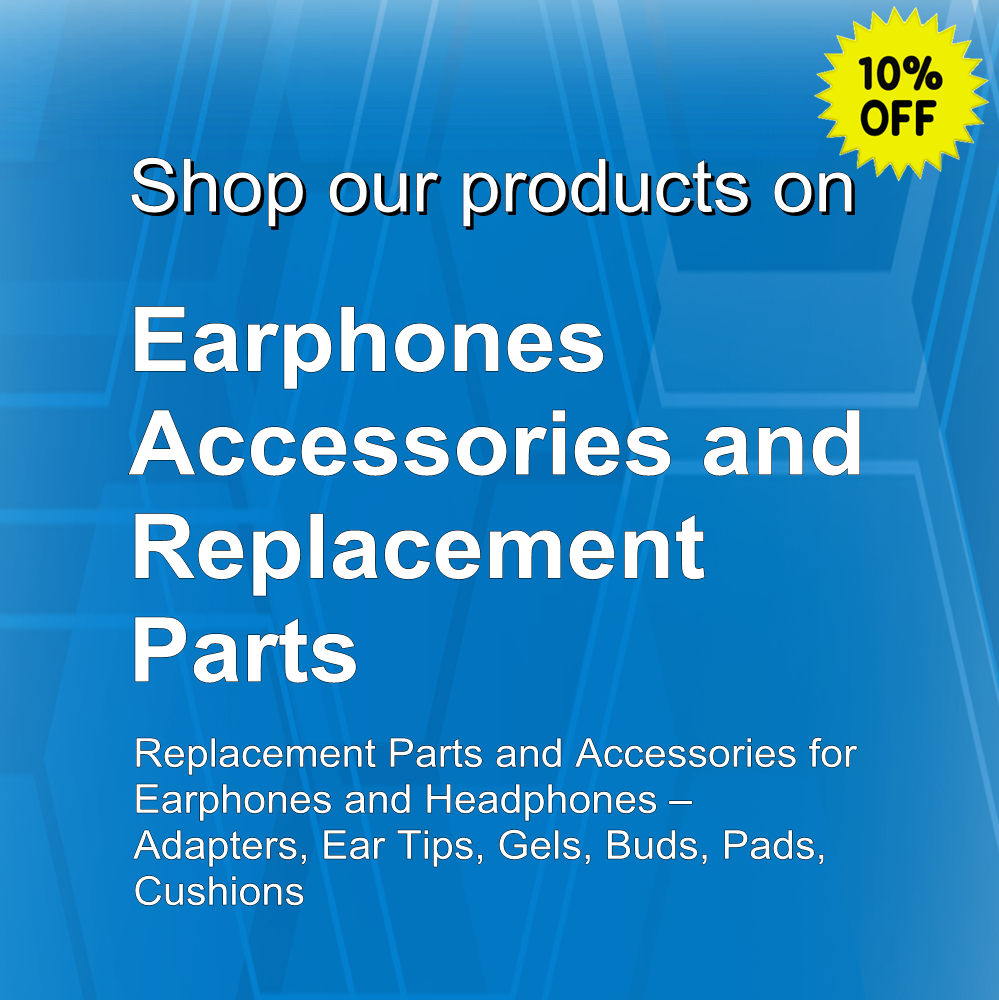Replacement Parts and Accessories for Headphones